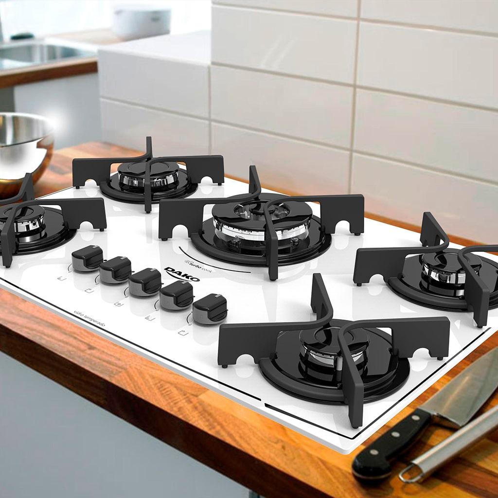 Dako | Cozinha | Cozinha planejada | Linha Cooktop Dako | Cooktop Dako